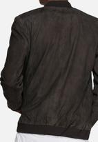 Jack & Jones - Thak suede jacket