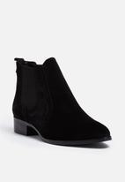 Pieces - Dasha Suede Boot