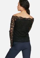 Vero Moda - Coco lace off shoulder top