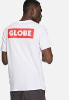 Globe - Block tee
