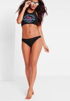 Missguided - Miami beach society bikini set