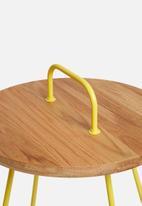Sixth Floor - X table