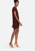 VILA - Brika tunic dress