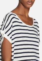 VILA - Starly stripe knit