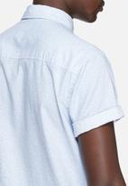 Jack & Jones - David slim print shirt