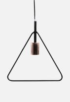 Sixth Floor - Simple Triangle Pendant