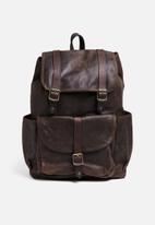 Freedom of Movement - The bobby backpack
