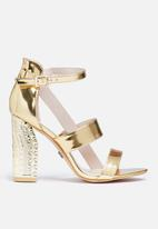Daisy Street - Willa Heeled Sandals