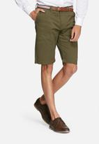 Jack & Jones - Lorenzo belted shorts