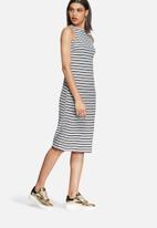 Daisy Street - Stripe dress
