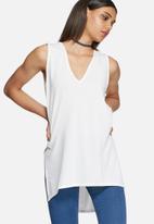 Daisy Street - Carah V-neck tunic