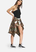 Daisy Street - Jennifer halter-neck bodysuit