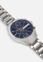 Armani Exchange - Hampton-AX2155-silver