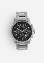 Armani Exchange - Outerbanks-AX2084-silver