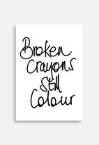 Sixth Floor - Crayons