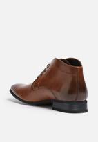 Gino Paoli - Burnish lace up boot