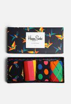 Happy Socks - Origami gift box
