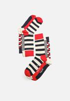 Happy Socks - Stripe gift box