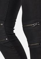 G-Star RAW - Lynn zip mid skinny