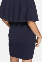 dailyfriday - Off shoulder bodycon dress