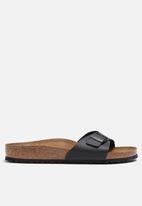 Birkenstock - Madrid narrow - black
