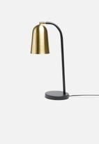 Sixth Floor - Bendi table lamp