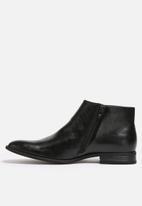 Gino Paoli - Formal zip up boot