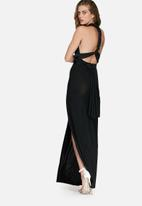 Missguided - Slinky multiway maxi dress