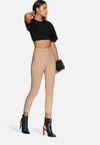 Missguided - Tailored cigarette trousers