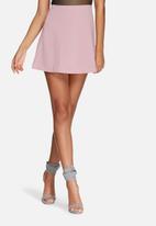 Missguided - Lubiana scuba skirt