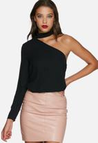 Missguided - Choker blouse