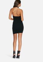 Missguided - Halter neck bodycon dress