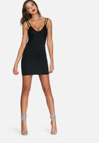 Missguided -  Double strap bodycon dress