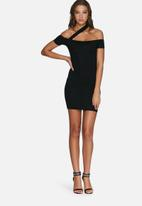 Missguided - Bardot bodycon dress