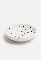 Sixth Floor - Confetti bowl