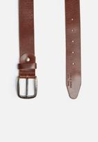 Jack & Jones - Paul leather belt