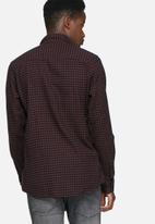 Selected Homme - Gingham slim shirt