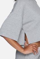 dailyfriday - Boxy sweat top