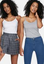 dailyfriday - Step back cami - 2 pack