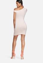 Missguided - Lightweight Slouch T-shirt dress