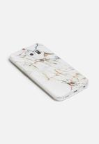 Hey Casey - Ivory rock -  iPhone & Samsung cover