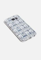 Hey Casey - Tribal Elephants - iPhone & Samsung cover