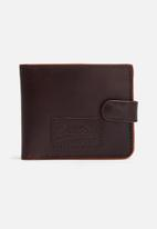Superdry. - Tab wallet in a tin