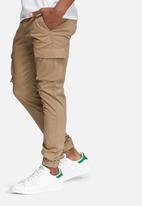 Only & Sons - Cargo slim cuffed pant