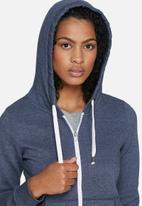 ONLY - Finley zip hood