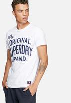 Superdry. - Graphic tee