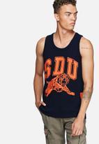 Superdry. - SDU tigers vest