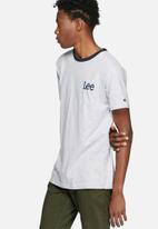 Lee  - Nep logo tee