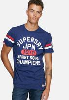 Superdry. - Trackster tee