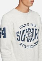Superdry. - Trackster crew